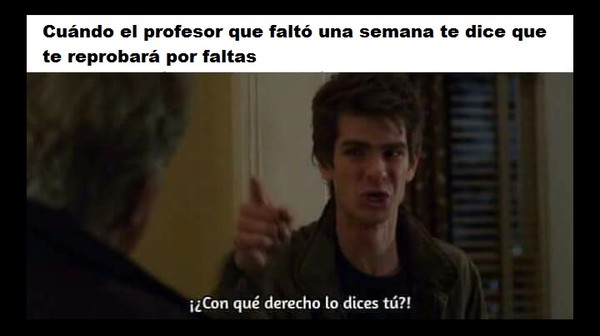 Profesora_cabrona - Lo peor es que si te reprueba