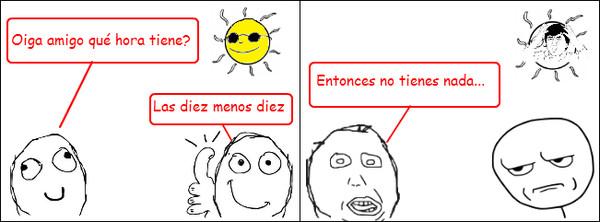 Kidding_me - La hora