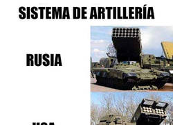Enlace a Los misiles en diferentes países