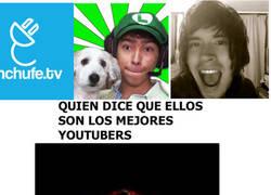 Enlace a Mejor youtuber de la historia
