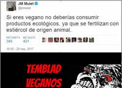 Enlace a Cuidadito veganos...