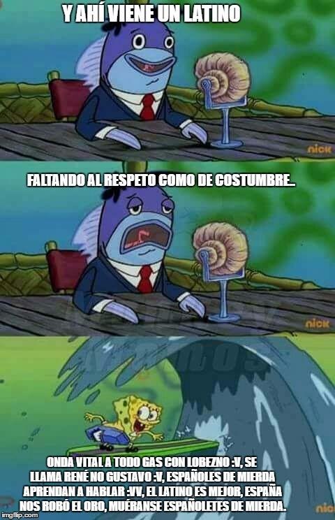 Meme_otros - La ola latina