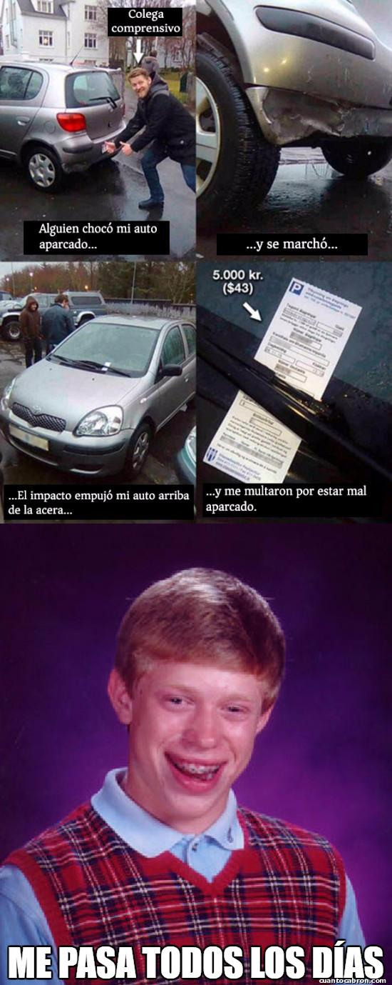 Bad_luck_brian - La manifestación de Bad Luck Brian
