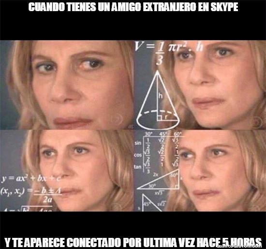 Math_lady - Cosas típicas de Skype