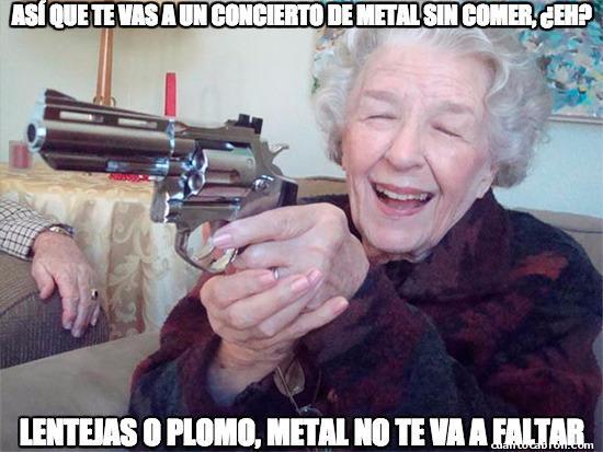 Abuela_amenazas - La abuela siempre cuidando de ti