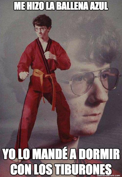 Karate_kyle - Kyle vs problemas actuales