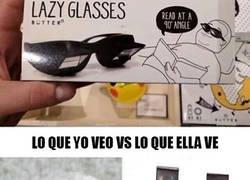 Enlace a Gafas para gente realmente vagas