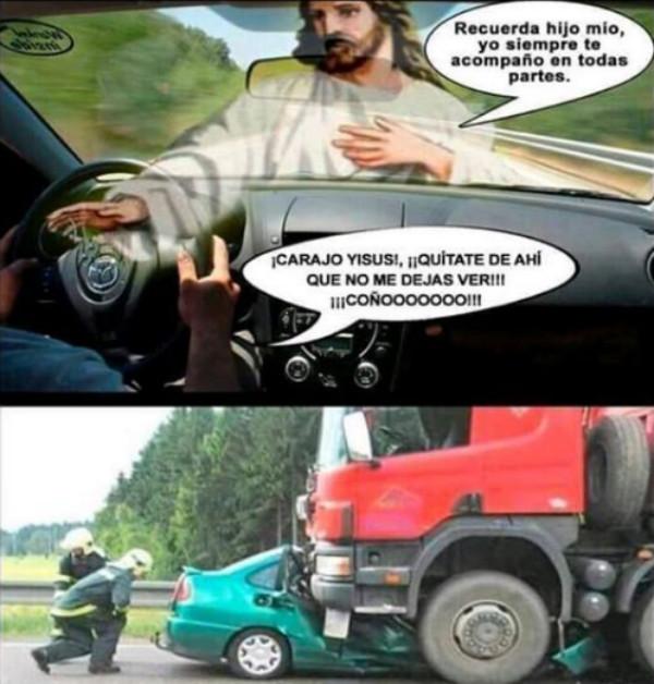 Meme_otros - Un momento inoportuno para aparecer