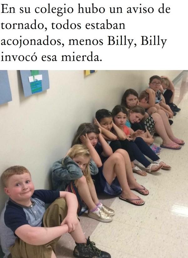 Meme_otros - Billy se portó mal