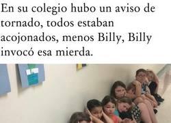 Enlace a Billy se portó mal