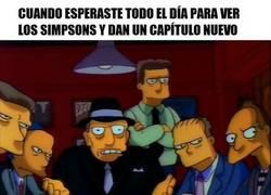 Enlace a Los Simpson han decaído mucho