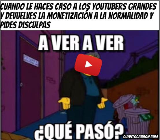 Otros - Youtube bajándose los pantalones..