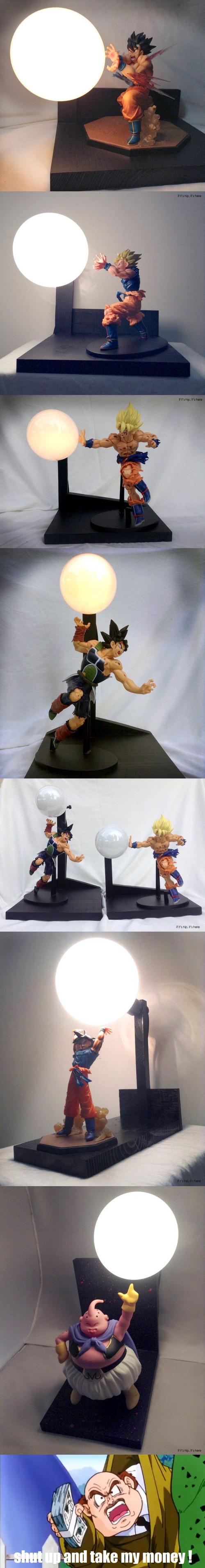 Meme_otros - Las lámparas de Dragon Ball que te enamorarán y querrás comprar
