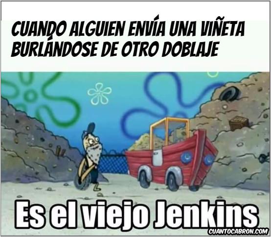 Otros - ¡Es el el viejo Jenkins!