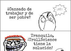 Enlace a TrollScience en acción