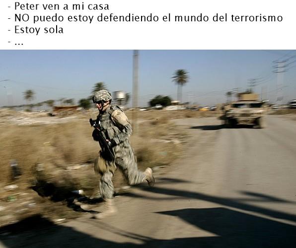 Meme_otros - Ya no importará combatir el terrorismo