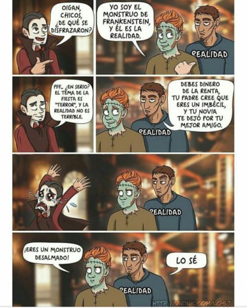 Otros - ¡El peor de los monstruos!