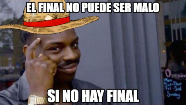 Meme_otros - Por eso One Piece no termina