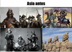 Enlace a Los cambios que ha sufrido la cultura asiática