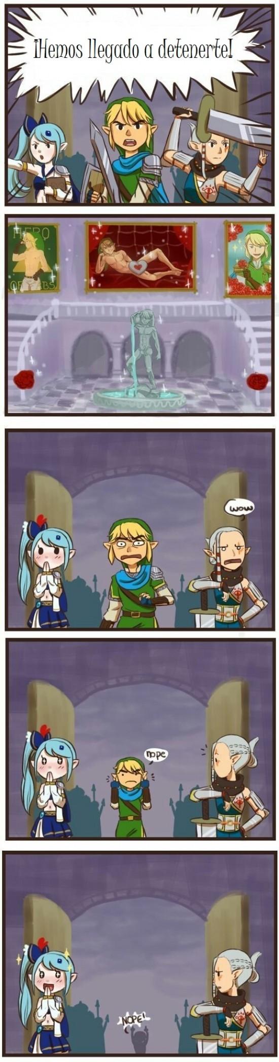 Otros - Ser Link y ser amado
