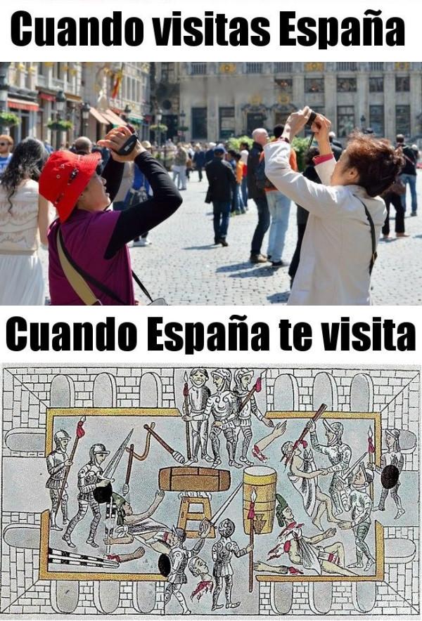 Meme_otros - Prefiero ser un turista
