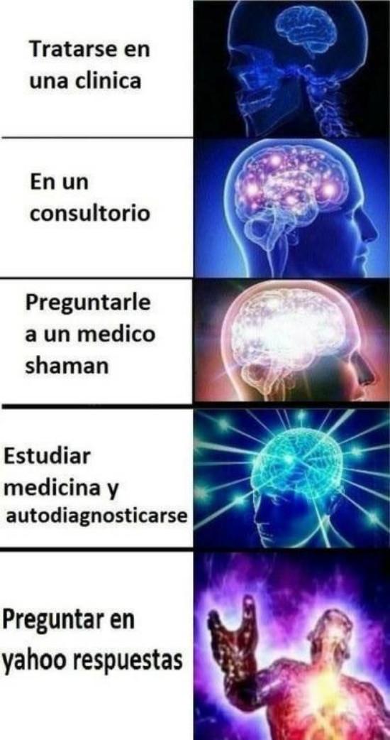Meme_otros - La manera definitiva para diagnosticarse