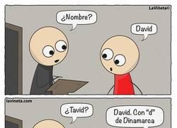 Enlace a Tavid, el nuevo conde de Dinamarca