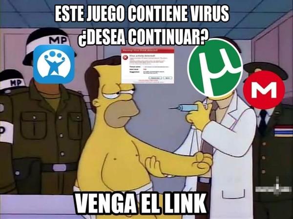 Meme_otros - Creo que ya soy inmune