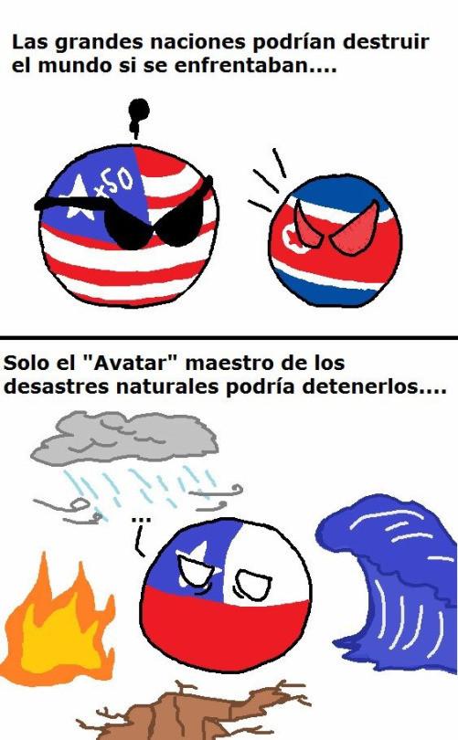 Otros - Chile puede controlar los desastres naturales