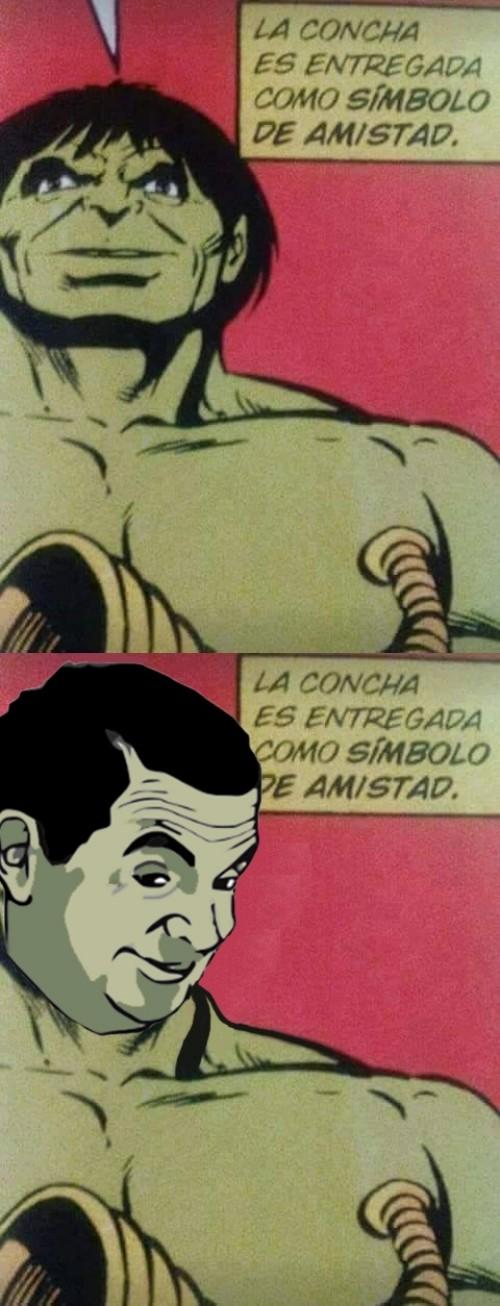 Otros - Hulk sabe lo que dice