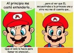 Enlace a El comic LGBT de Mario y Bowser que te hará estallar la cabeza