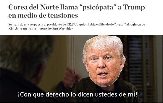 Meme_all_the_things - Trump no entiende nada