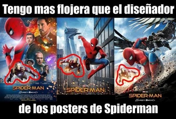 Spiderman60s - Tengo más flojera que...