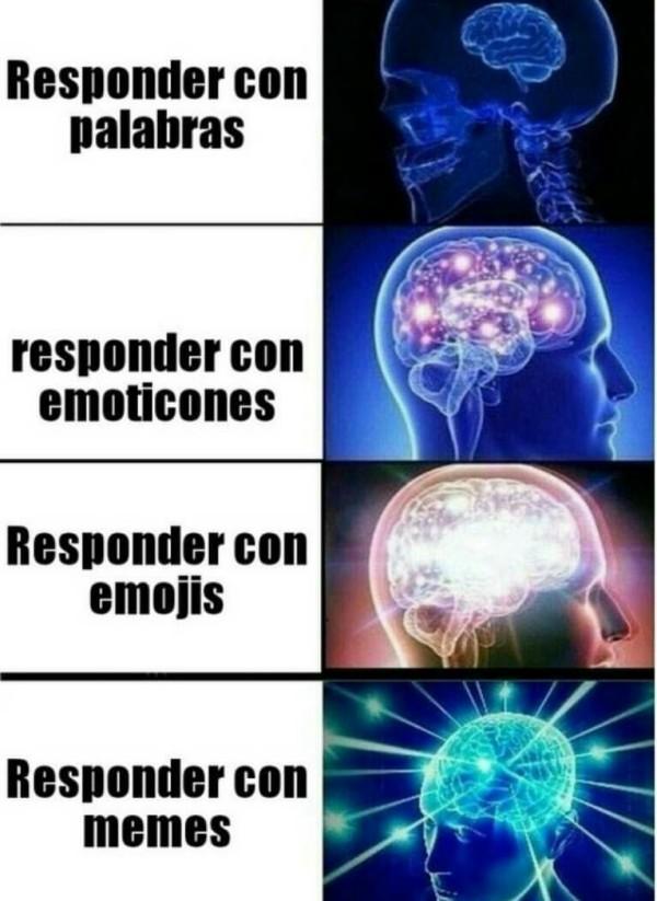 Meme_otros - Dime cómo respondes y te diré qué tan inteligente eres