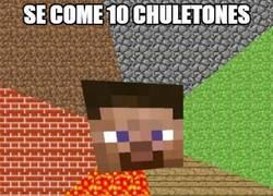 Enlace a Esto es Minecraft Troll