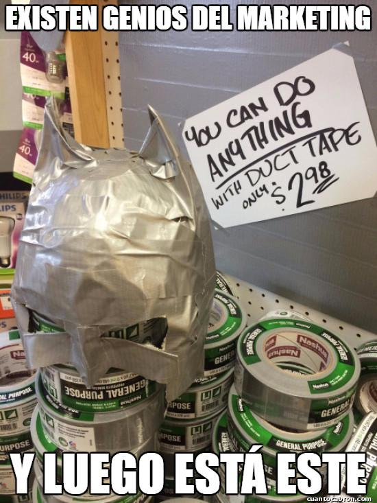 Meme_otros - Esto sí que es saber vender cinta americana