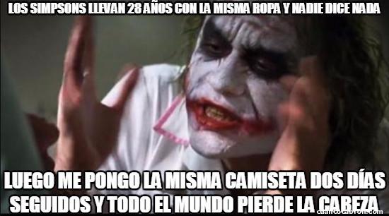 Joker - Yo me ducho todos los días...