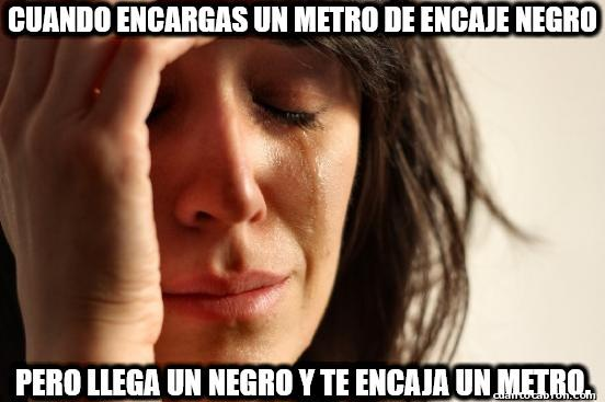 First_world_problems - Cuando planeas una cosa y te sale completamente diferente