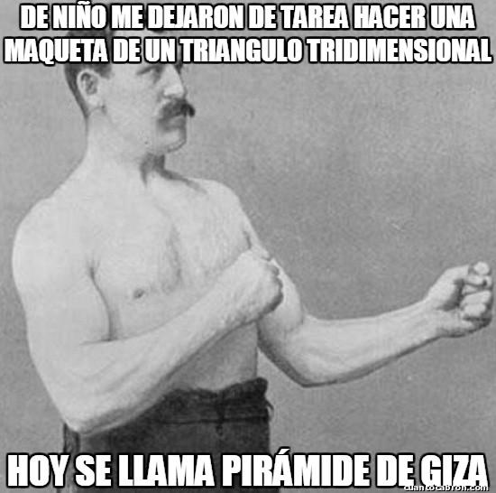Overly_manly_man - Egipcio que se respeta