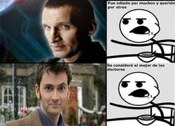Enlace a Argus Filch o Walder Frey como Doctor Who