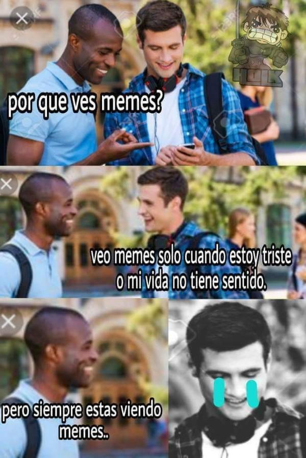 Meme_mix - La triste realidad...