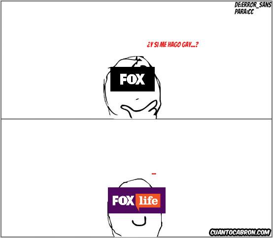 Otros - El origen de Fox Life