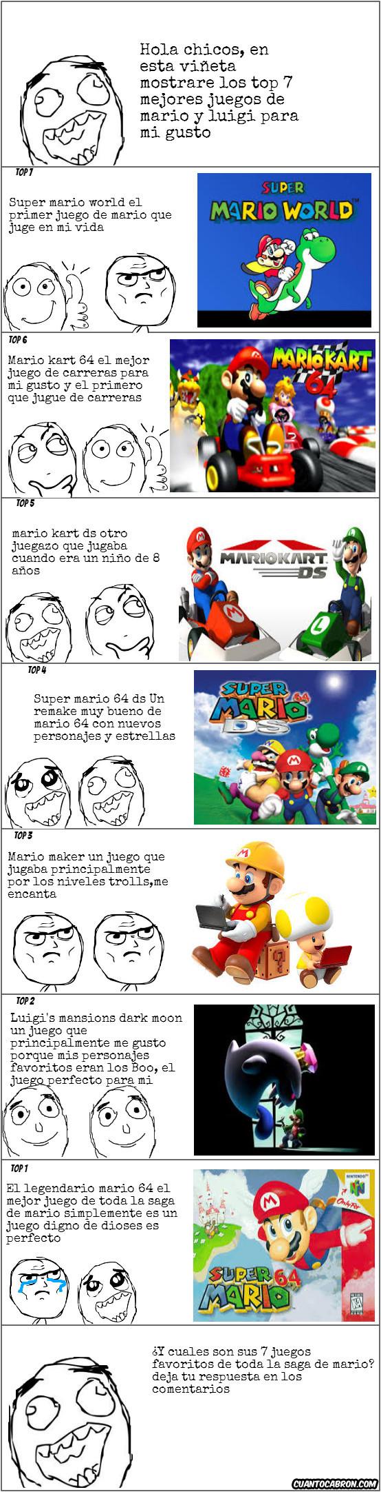 Freddie_mercury - Nostalgia nivel: Mario 64