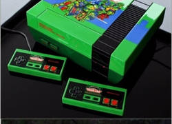 Enlace a Algunas NES customizadas