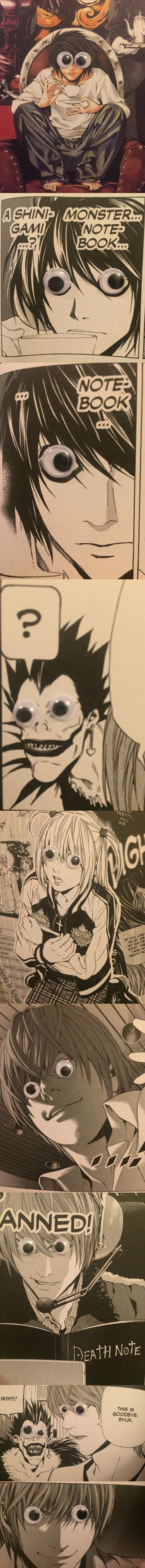 Otros - Todo hubiera sido mucho más interesante en Death Note si...
