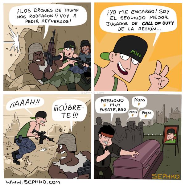 Otros - Cuando te tomas demasiado en serio los videojuegos