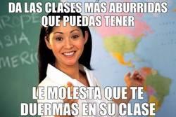Enlace a Las incoherencias de algunos profesores