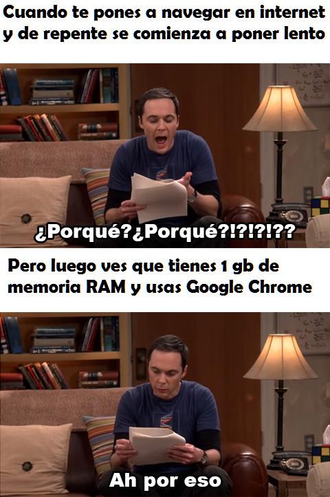 Otros - Maldito Google Chrome