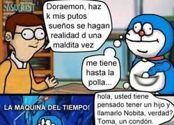 Enlace a Un final digno para Doraemon