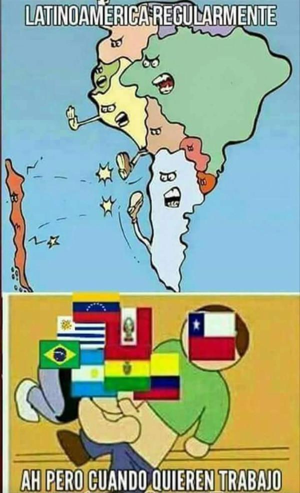 Meme_otros - Por el interés, te quiero Andrés (Chile)